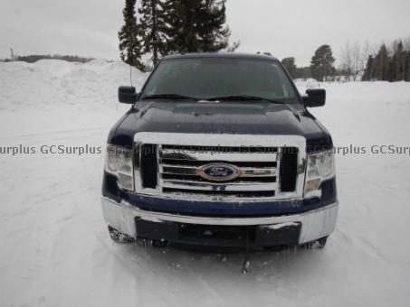 Photo de Ford F-150, 2012