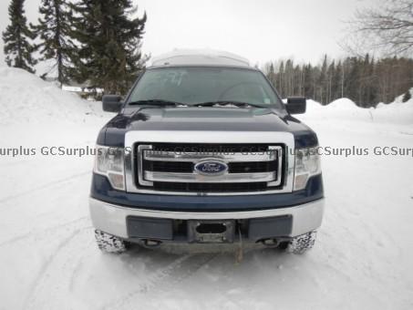 Photo de Ford F-150, 2013