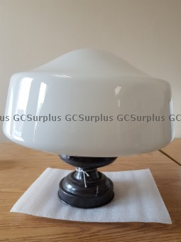 Picture of Glass Globe Light Shade with M