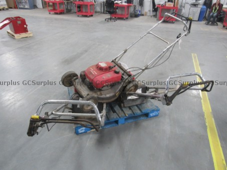 Picture of Lawnmowers for Parts Only