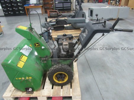 Picture of Snow Blower for Parts Only
