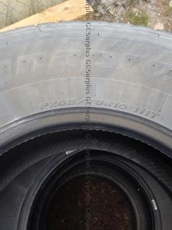 Picture of Hankook Dynapro Tires