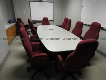 Picture of Conference Table and Chairs