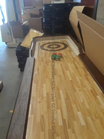 Picture of Shuffleboard Table