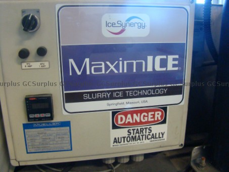 Picture of Mueller Condensing Unit with M