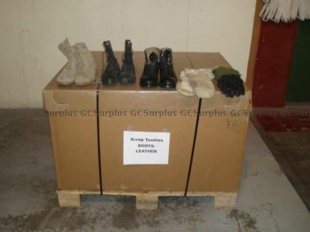 Picture of 5 Tri-walls of Scrap Textiles