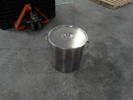 Picture of Cooking Pot - 58 Quart