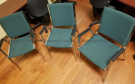 Picture of Stackable Chairs