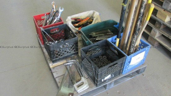 Picture of Lot of Assorted Tools