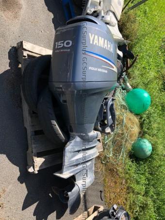 Picture of Moteur hors-bord Yamaha de 150