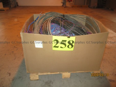 Picture of Assorted Scrap Cables