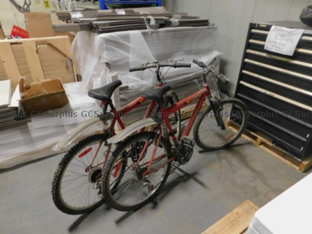 Picture of 2 Mountain Bikes