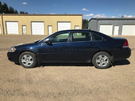 Picture of 2007 Chevrolet Impala