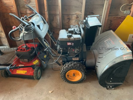 Picture of Assorted Lawn and Snow Equipme