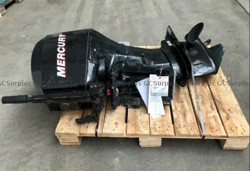 Picture of Mercury Big Foot 60HP Outboard
