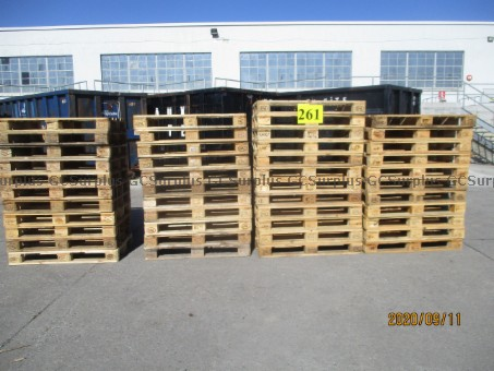 Picture of Wooden Pallets