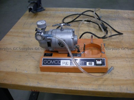 Picture of Gomco 400 Suction Pump