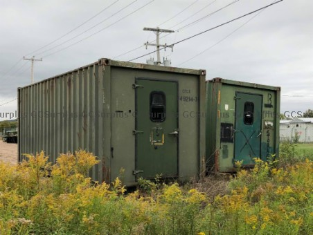 Picture of 2 Marine Containers