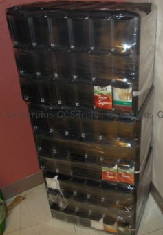 Picture of 3 - 18 Drawer Storage Units