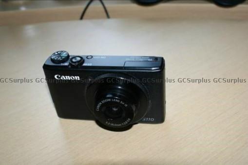 Picture of Canon S100 Digital Camera - fo