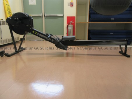 Picture of Concept 2 Rowing Machine