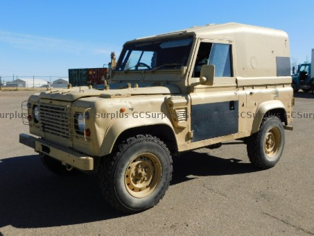 Picture of 1998 Land Rover Wolf