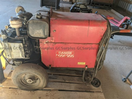 Picture of 1978 Canox Gas Powered Arc Wel