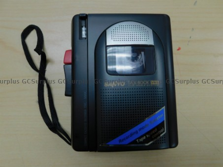 Picture of Sanyo TRC-960C Compact Cassett