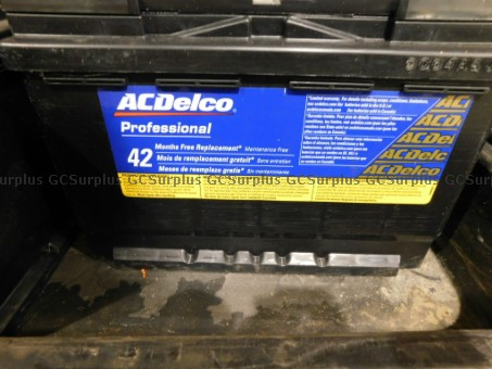 Picture of ACDelco 770CCA 48PG Batteries