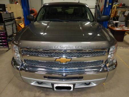 Picture of 2013 Chevrolet Silverado Hybri