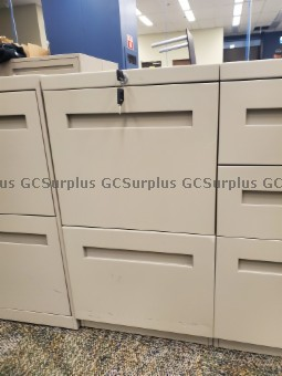 Picture of Assorted Pedestal Cabinets