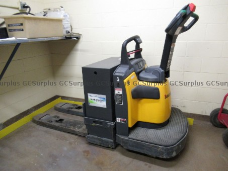 Picture of 2008 Jungheinrich Motorized Pa