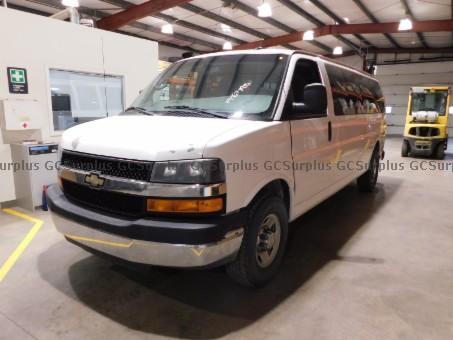 Photo de Chevrolet Express, 2012