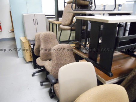 Picture of Assortment of Office Furniture