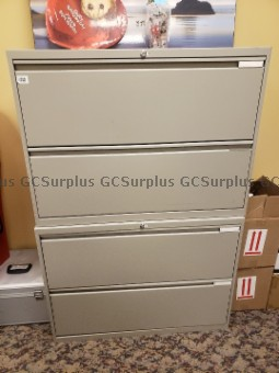 Picture of 4-Drawer Filing Cabinet