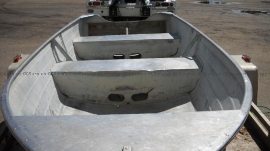 Picture of 14' Aluminum Boat