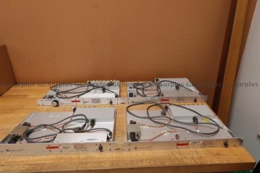Photo de Amplificateurs et receveurs TE