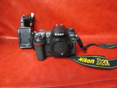 Photo de Appareil photo numérique Nikon