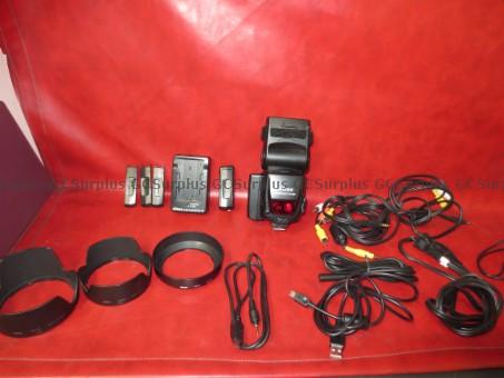 Photo de Flash avec accessoires Nikon
