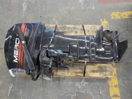 Photo de Moteur hors-bord 20 HP Mercury