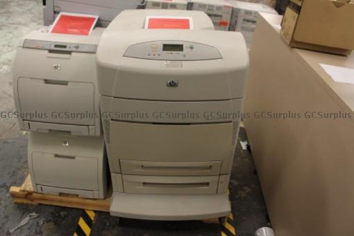 Photo de Imprimantes et numériseurs var