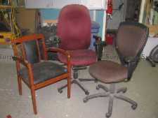 Photo de Chaises de bureau