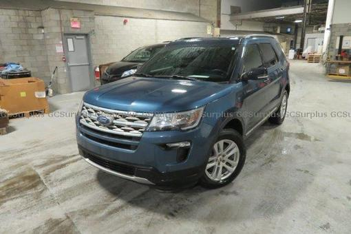 Picture of 2018 Ford Explorer XLT