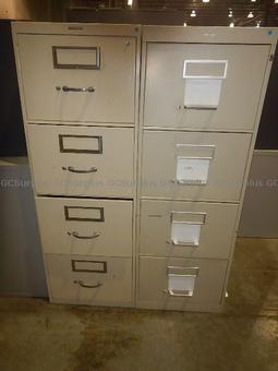 Picture of Assorted Four Drawer Vertical