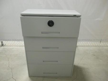 Picture of 4 Drawer Lateral Filing Cabine