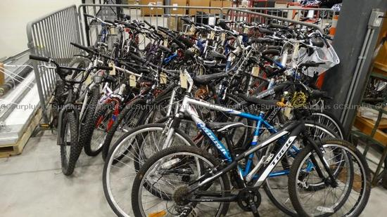 Picture of Assorted Bicycles #1