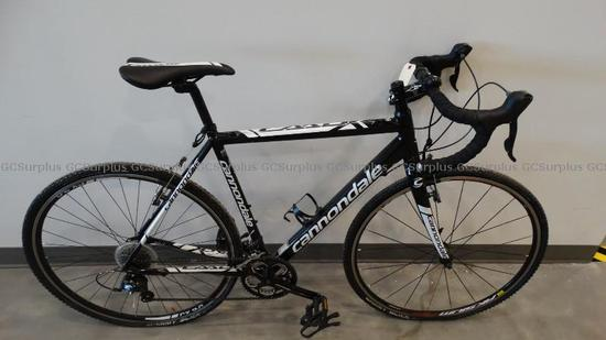 Picture of Cannondale Caadx Bike