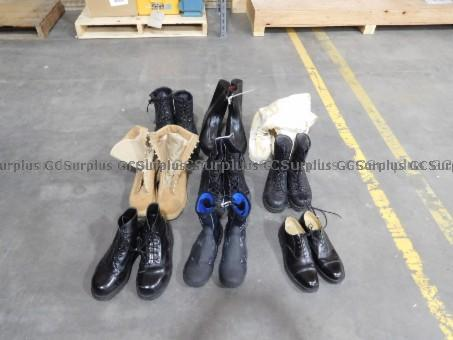 Picture of Used Military Footwear