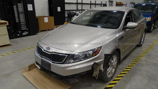 Photo de Kia Optima EX 2012
