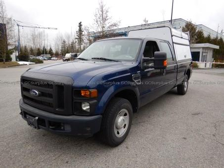 Photo de Ford F-250 SD 2009